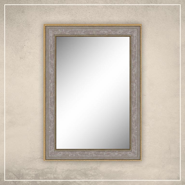 Peegel Monet halli raamiga