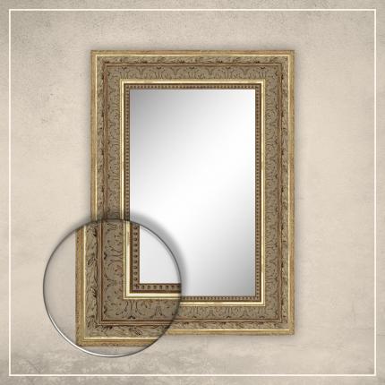 Peegel Robin kuldse raamiga