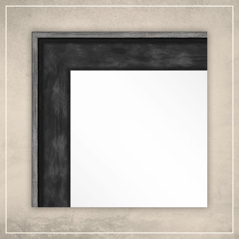Peegel Fredi musta raamiga