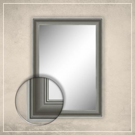 Peegel Leo hõbedase raamiga