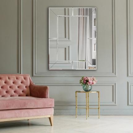 Disainpeegel Mirima peeglist raamiga (80x100cm)