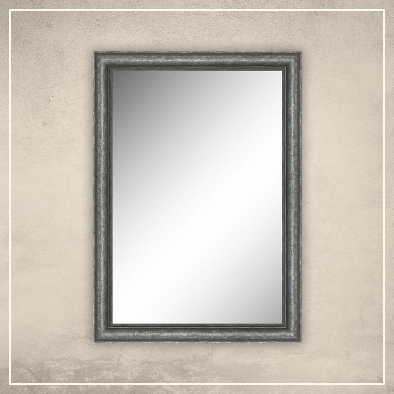 Peegel Susan hõbedase raamiga