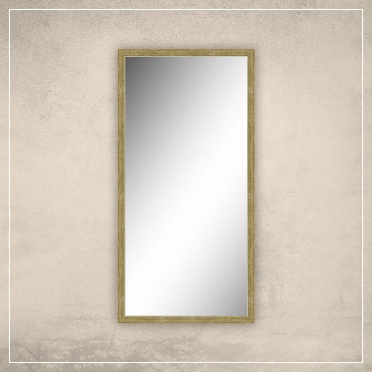 Peegel Liam kuldse raamiga