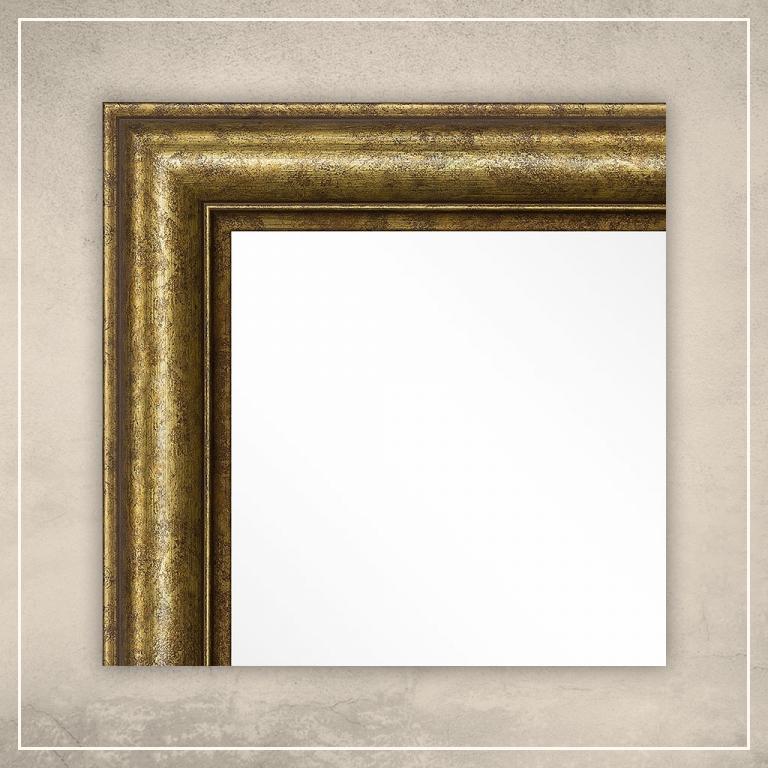 Peegel Susan kuldse raamiga
