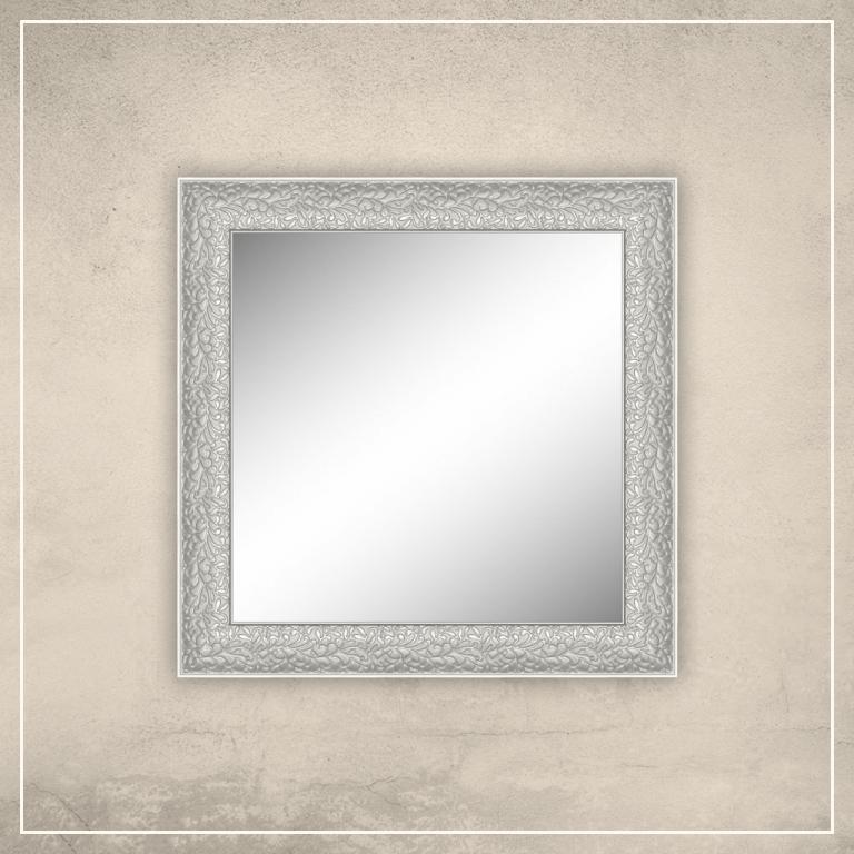 Peegel Jenny valge raamiga
